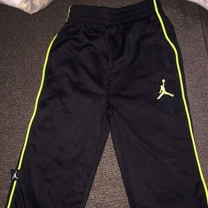 Jordan sweats